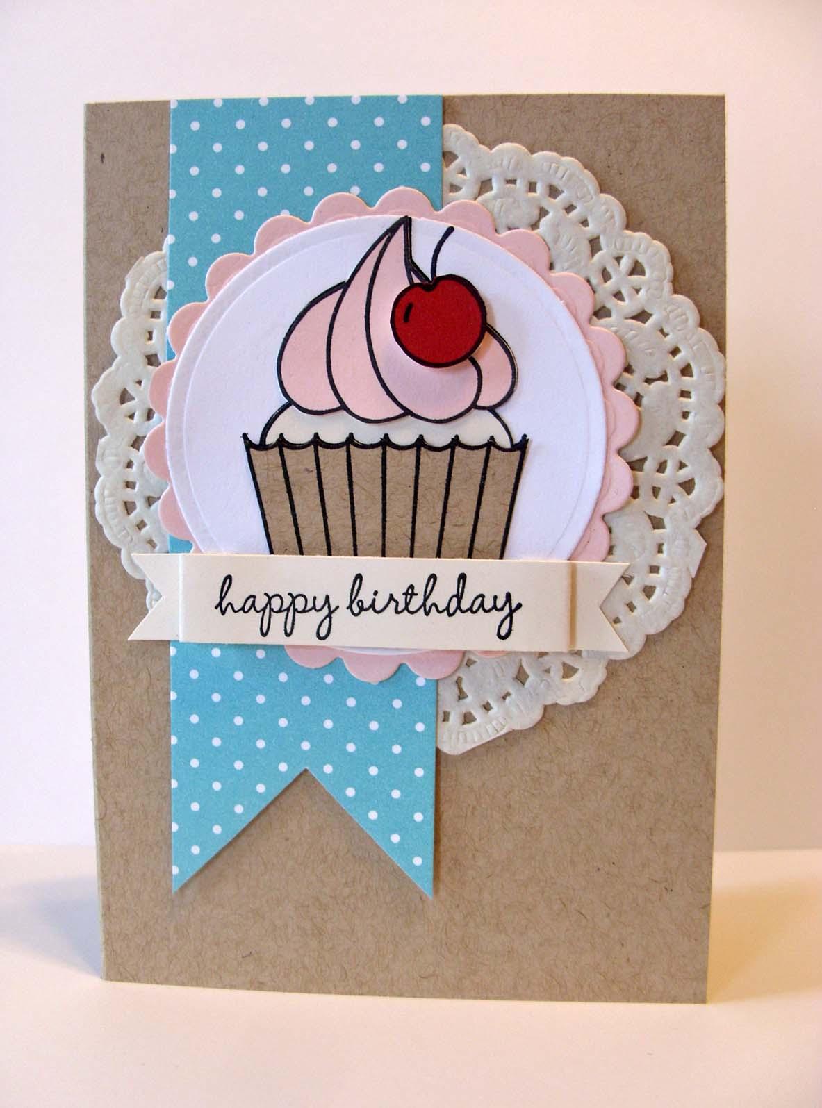 stepstep tutorials on how to make diy birthday cards