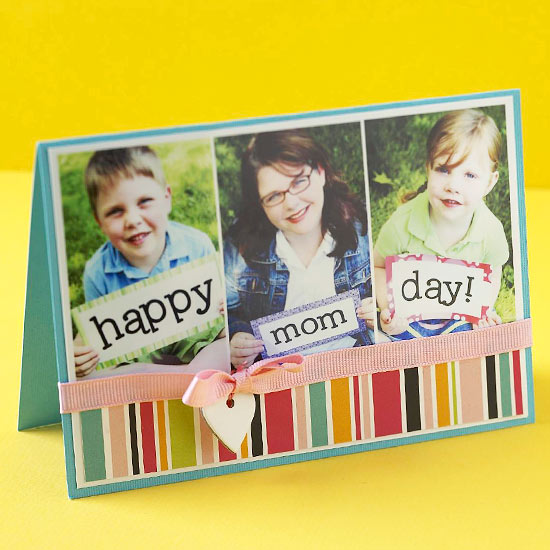 DIY Birthday Cards for Mother