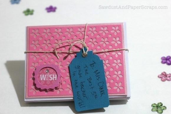DIY Birthday Cards for Teacher