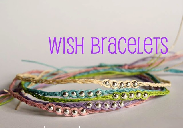 DIY Cute Ankle Bracelets