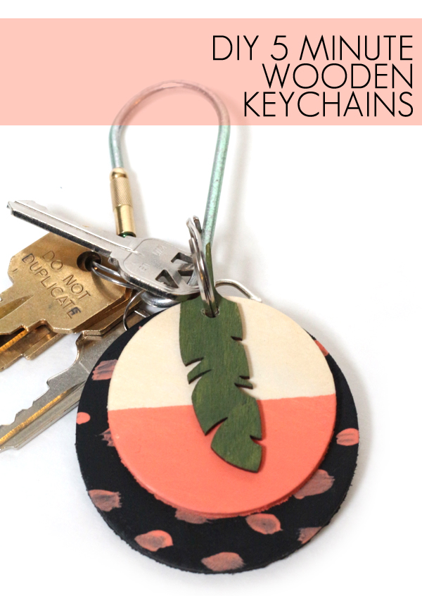 DIY KEYCHAINS FOR GUYS