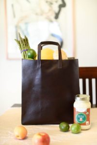 DIY LEATHER TOTE BAG Tutorial