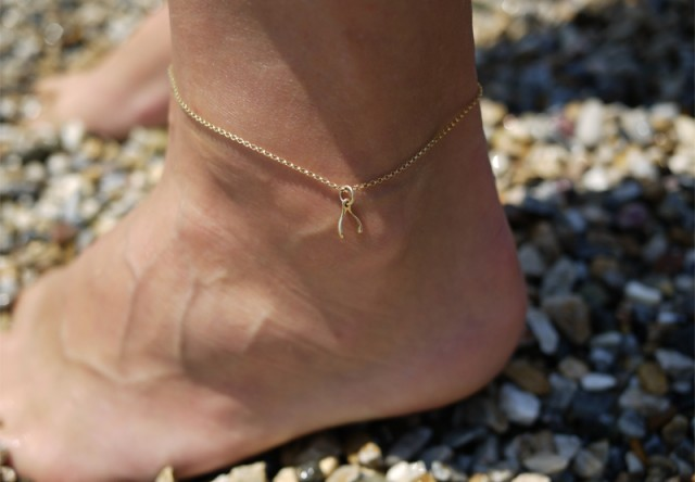 DIY Men's Ankle Bracelets