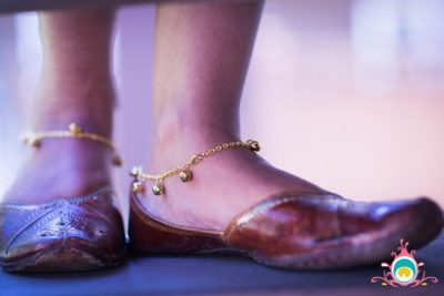 Indian Ankle Bracelets DIY Ideas