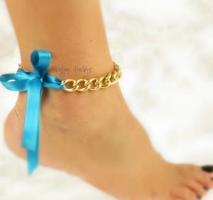 Plus Size Ankle Bracelet