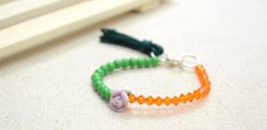 Small Bead Bracelet Pattern