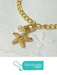 Starfish Ankle Bracelets DIY Ideas