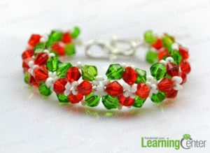 Swarovski Crystal Bead Bracelet Patterns