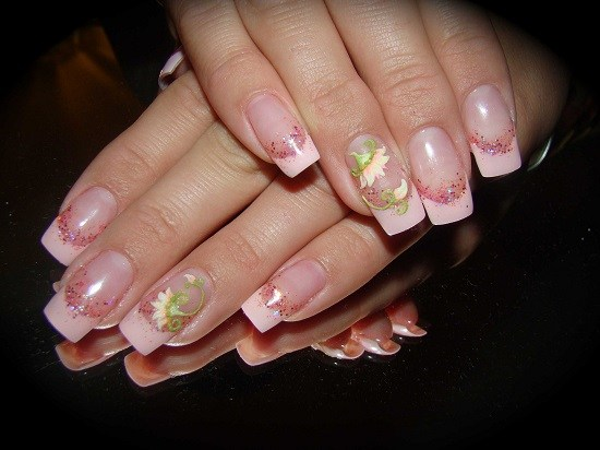 Cute Gel Nail Designs