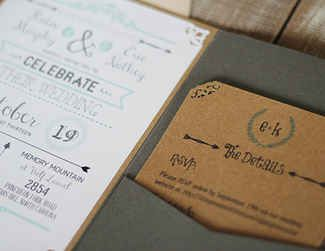 DIY Destination Wedding Invitation Ideas