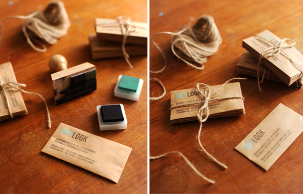 DIY Luxury Business Cards Ideas