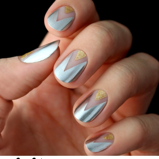 Easy to Do Nail Enamel or With Gel