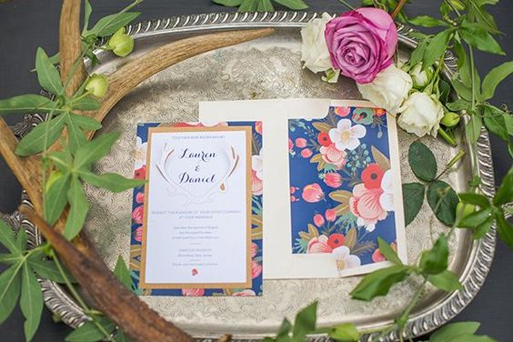 Handmade Wedding Invitations DIY