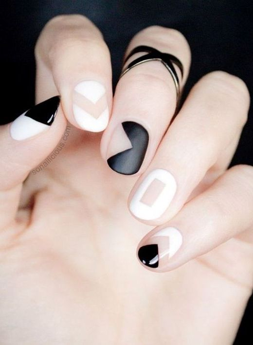 Short Gel Nail Designs
