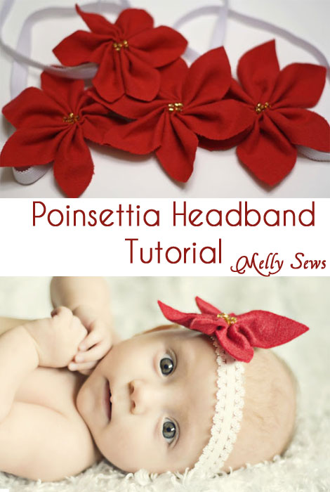 Baby Flower Lace Headbands Step by Step Guide