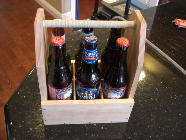 Beer Caddy Six Pack