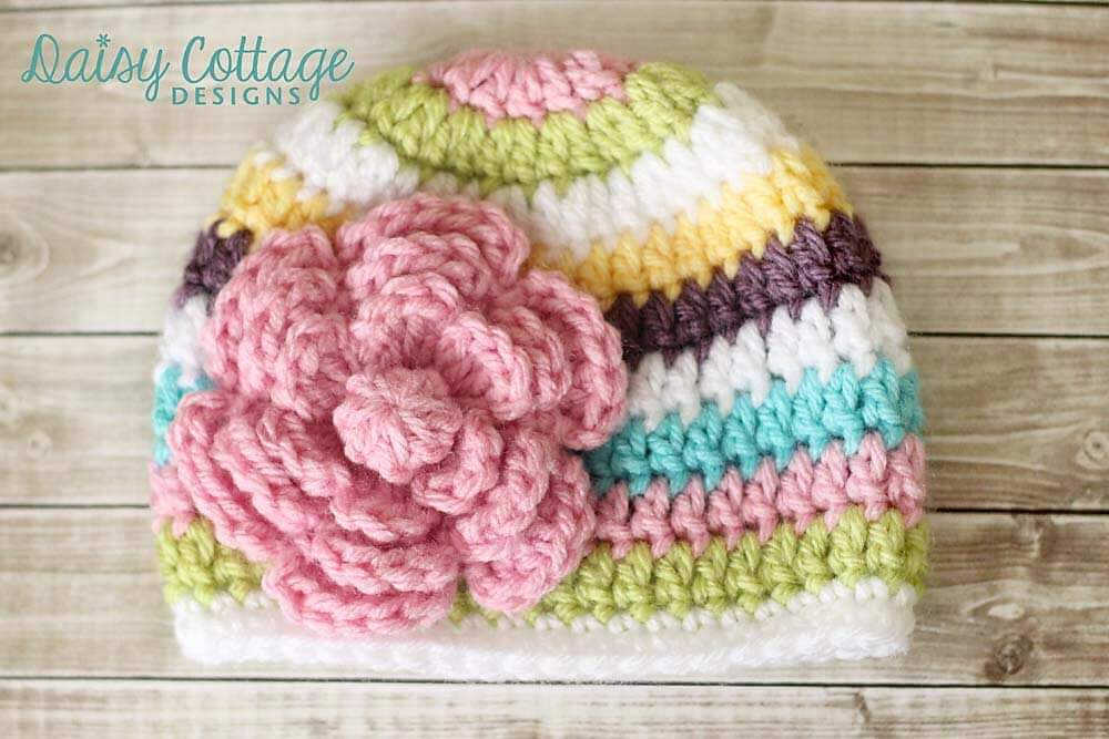 Big Flower Crochet