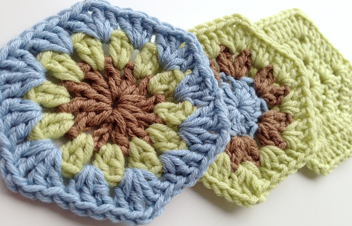 Crochet Flower Hexagon Tutorials with Patterns