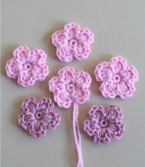 Crochet Flowers For Beginners