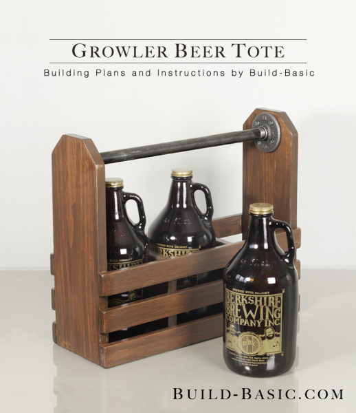 DIY Beer Tote Ideas