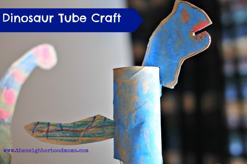 Dinosaur Crafts With Toilet Paper Rolls Ideas