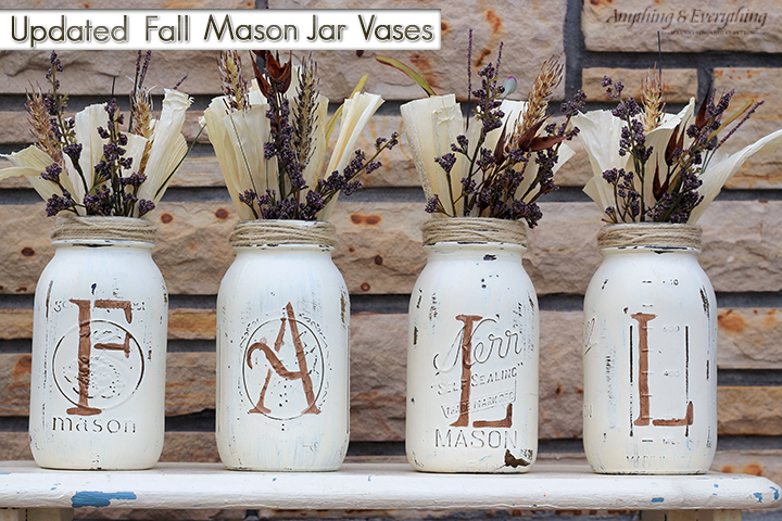 How to display Dried Flowers In Mason JarsHow to display Dried Flowers In Mason Jars