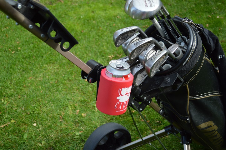 How to make a Beer Caddy Golf
