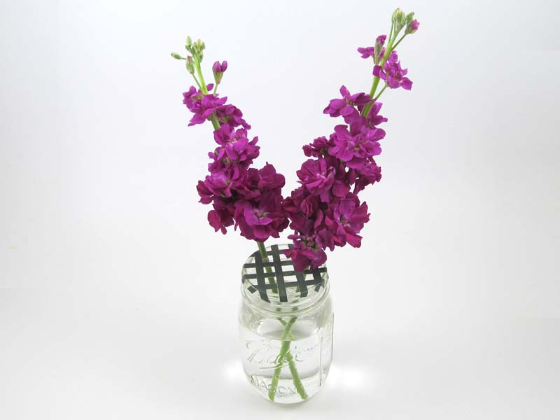 Small Mason Jar Flower Arrangements
