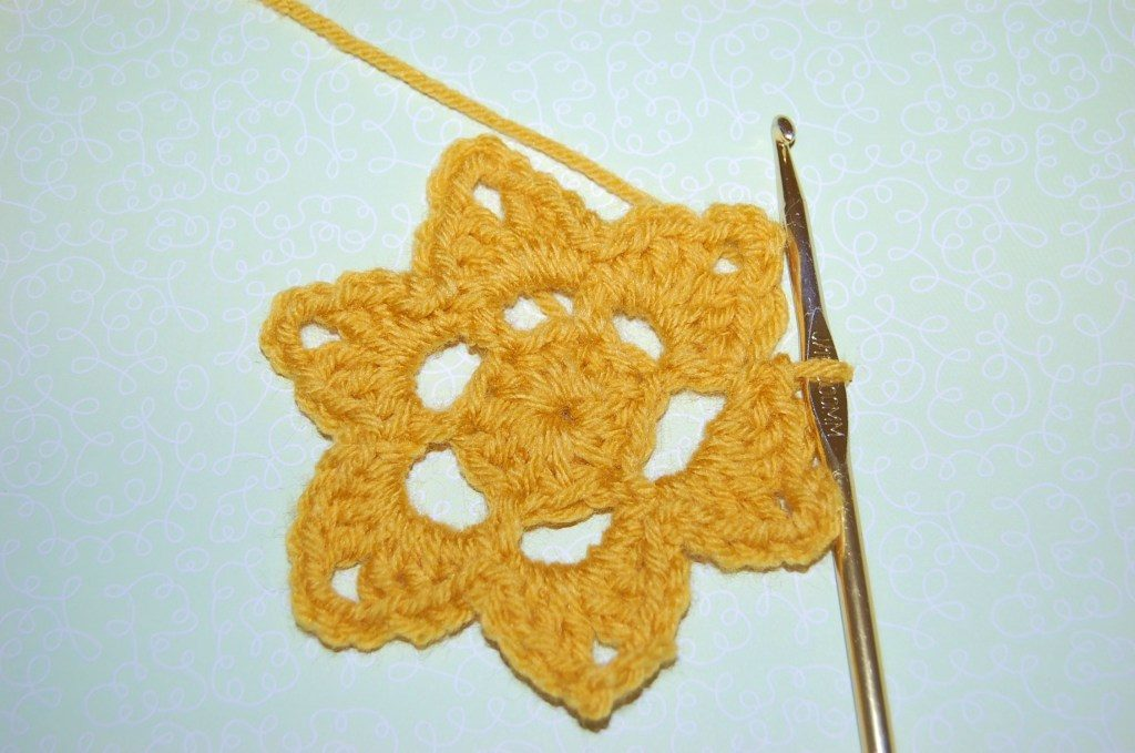 Star Flower Crochet Pattern Guide