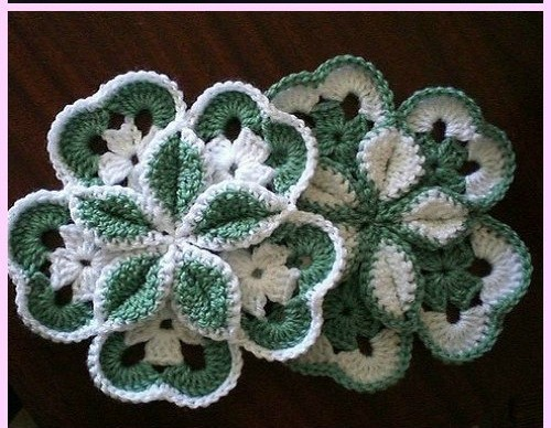 Starburst Flower Crochet Pattern Online