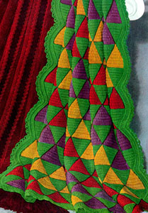 Vintage Afghan Crochet Patterns