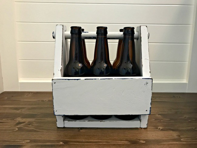 Vintage Beer Caddy Tutorial