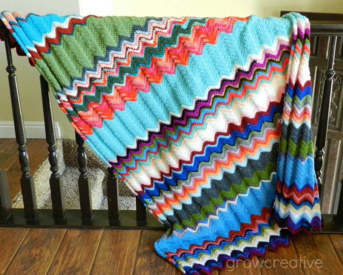 32 Unique Crochet Afghan Patterns With Free Tutorials