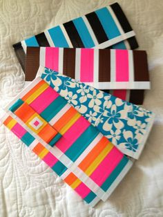 Awesome Duct Tape Wallets