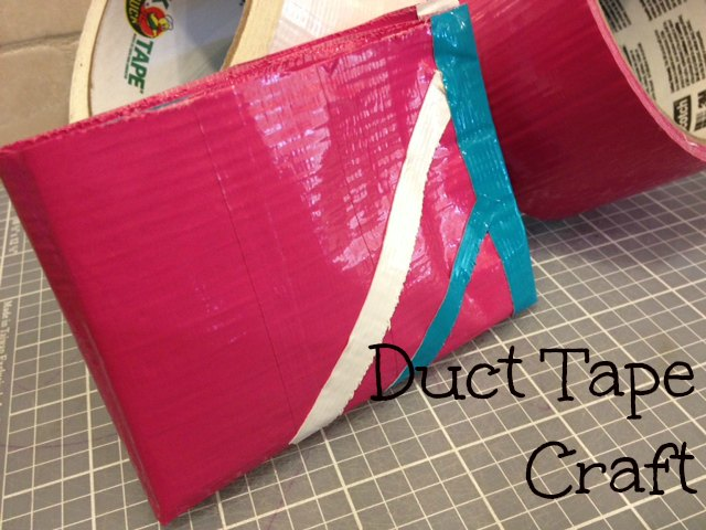 Duct Tape Wallet Step by Step