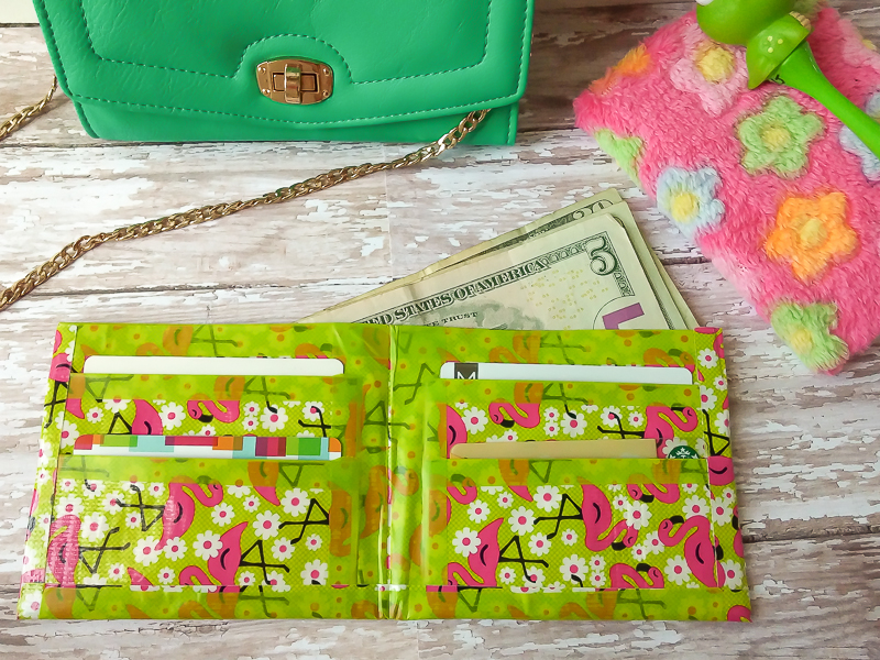 Duct Tape Wallet for Beginners