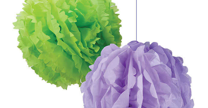Giant Tissue Paper Flowers Wedding