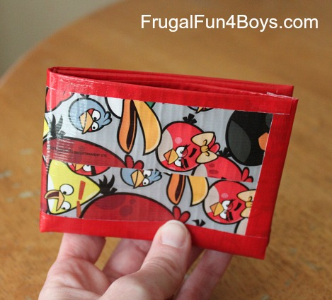 How to Make Duct Tape Wallet
