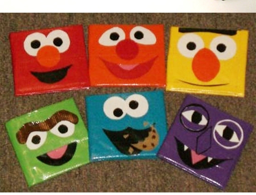 Pictures of Duct Tape Wallets