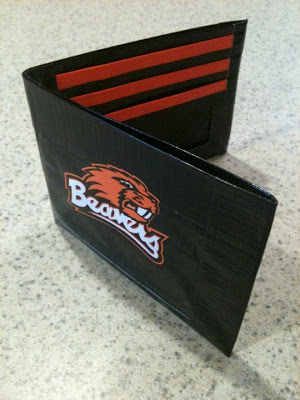 Duct Tape Wallet Design Ideas