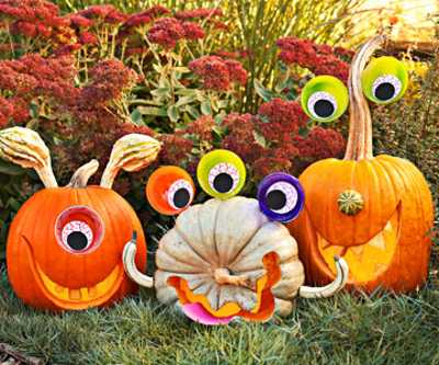 Amazing Pumpkin Decorations for Fall Facebook