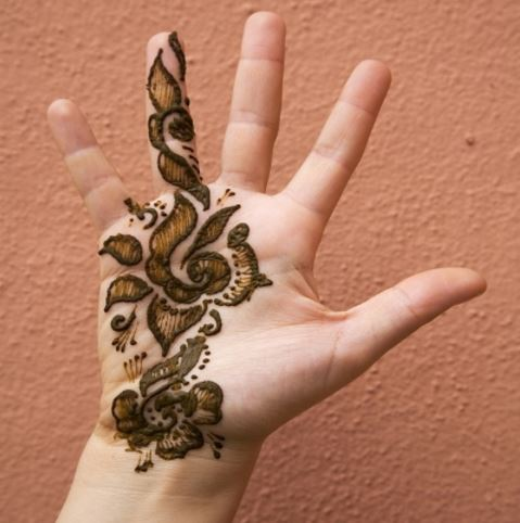 51+ Easy \u0026 Simple Mehndi Designs for Kids