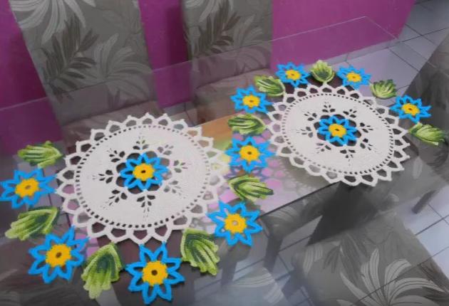 Best Crochet TableCloth Pattern