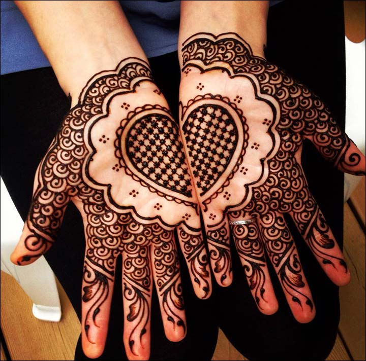 Best Mehndi Designs for Kids Full Hand