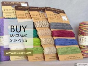 Buy Macrame Supplies