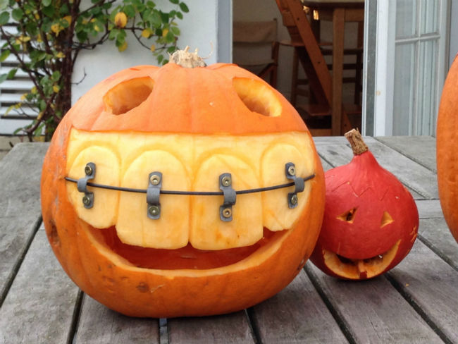 Cool Halloween Pumpkins Designs