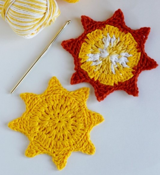 Creative Crochet Coaster Designs