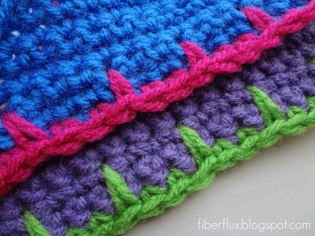 Crochet Blanket Borders Patterns