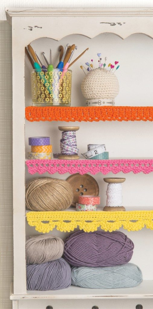 Crochet Borders Free Patterns