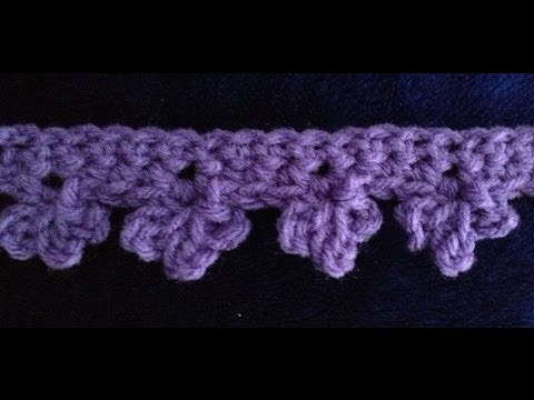 Crochet Borders Youtube